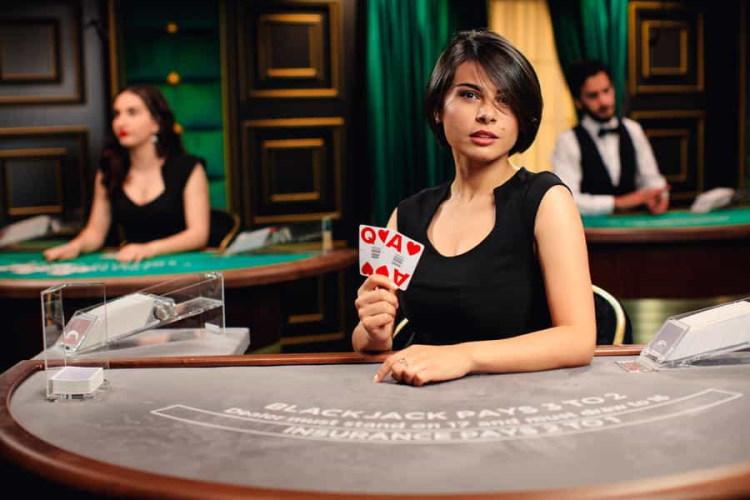 Live Casino Blackjack And Other Games Live Casino Blackjack
